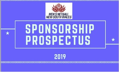 2019 Sponsorship Prospectus Available